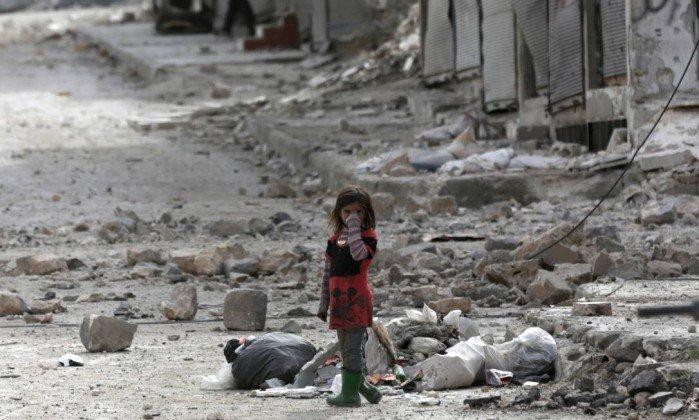 Guerra na Síria
