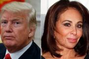 Donald Trump e Jeanine Pirro